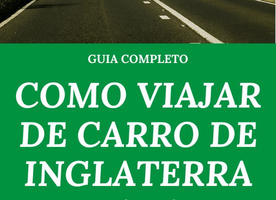 Como viajar de carro de Inglaterra para Portugal