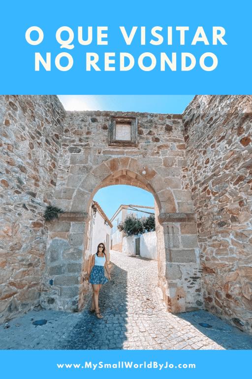 O que visitar no Redondo