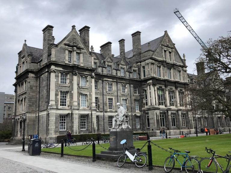 o que visitar em Dublin
