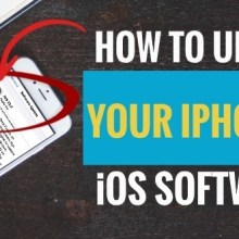 How to Update Your iPhone iOS Software
