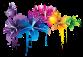 ___colorful_flower_vector_clipart_png_by_briellefantasy-d81lj7l