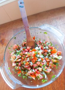 Can't wait to make this Best Damn Pico de Gallo from My SoCal Style!