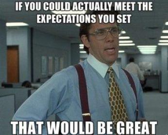 Meeting Client Expectations Meme e1508951095411