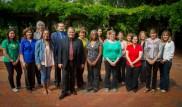 Social Media Management Graduation Class - Spring 2014
