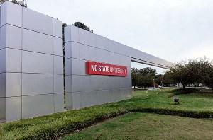 Centennial Campus Gateway, NCSU, Raleigh.