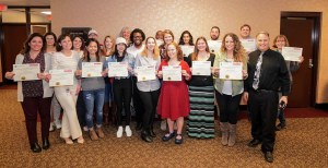 A Social Media Management Graduates Class
