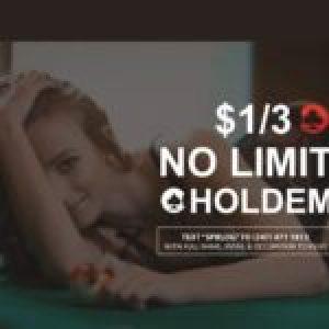 Live 2/5 NLHE Poker