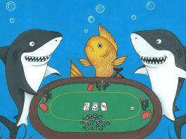 How to beat the poker fish
