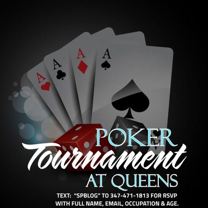 Poker Tournament in Queens