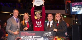 Class Segebrecht Wins 2017 Master Classic of Poker Amsterdam Main Event