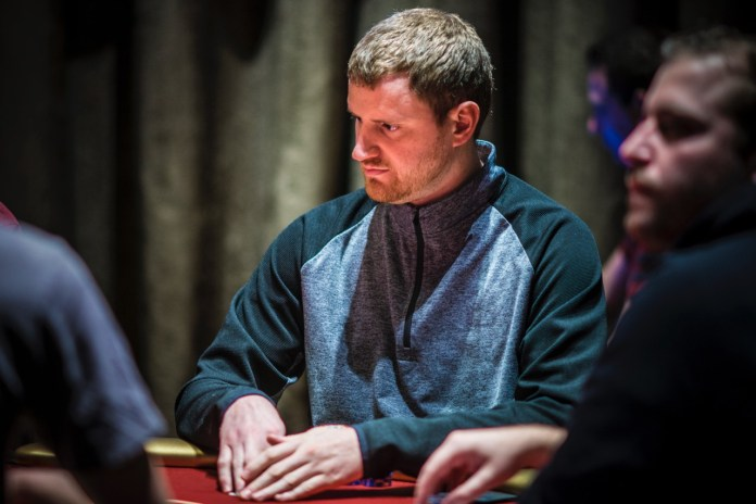 Former Gpi Poy Is In Pole Position, As Four Player Return To Play For The Aria Hrs Title