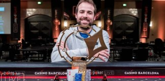 Pascal LeFrancois Wins 2018 partypoker LIVE MILLIONS Grand Final Barcelona Main Event