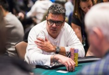 Uri Kadosh Leads 1,309-Entry Seminole Showdown Event Into Day 2