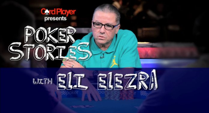 Poker Stories Podcast: Eli Elezra Talks About The Night He Lost $1.3 Million To The Governor Of Kentucky