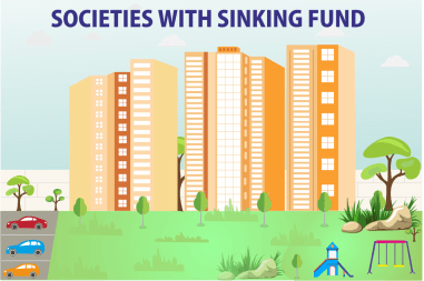 Society with managing Sinking Fund
