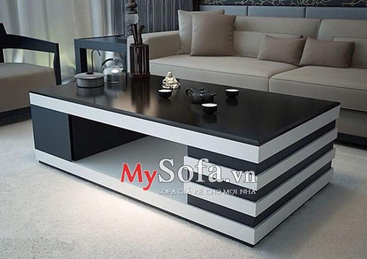 Bàn trà ghế Sofa đẹp, sang trọng AmiA BTR142 | mySofa.vn