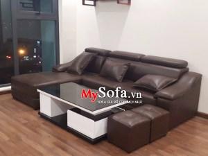 Mẫu ghế Sofa sang trọng, bán chạy AmiA SFD158