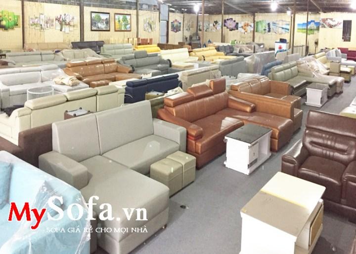 các cửa hàng bán sofa giá rẻ ở Hà Nội