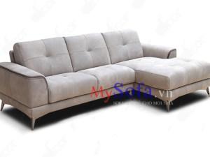 Mẫu ghế Sofa da đẹp cho phòng khách AmiA SFD192