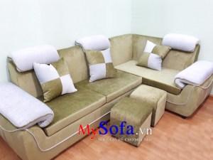 Bộ ghế Sofa góc Nỉ đẹp, sang trọng AmiA SFN140
