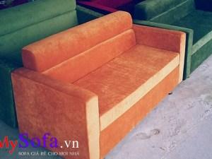 Ghế Sofa văng nỉ giá rẻ dưới 3 triệu AmiA SFV046