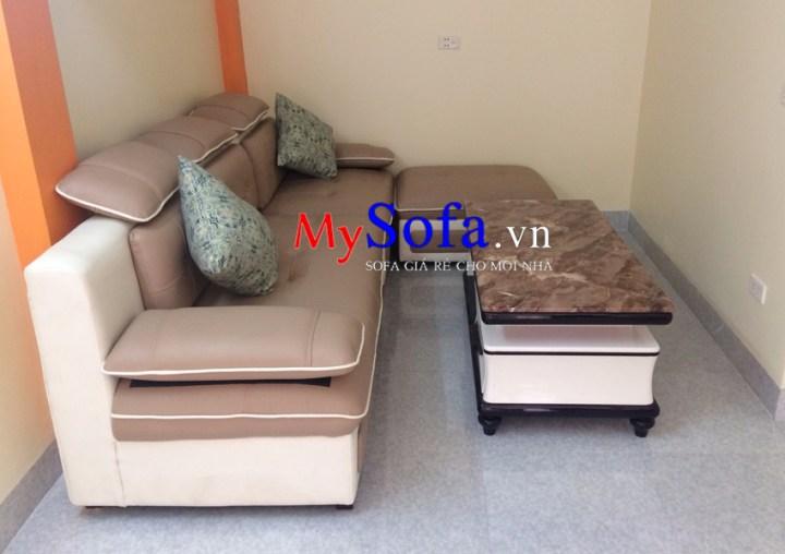 Hình ảnh mẫu Sofa văng hiện đại AmiA SFV145