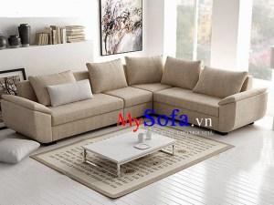Mẫu Sofa nỉ đẹp dành cho phòng khách AmiA SFN165