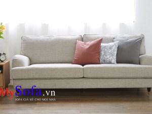 Mẫu ghế Sofa văng nỉ mini hiện đại AmiA SFN147