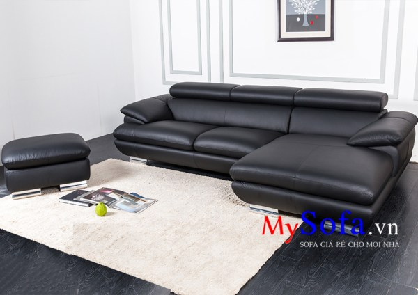 Mẫu Sofa da đẹp, hiện đại và sang trọng AmiA SFD122