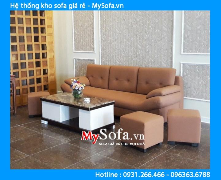 Sofa căn hộ chung cư nhỏ