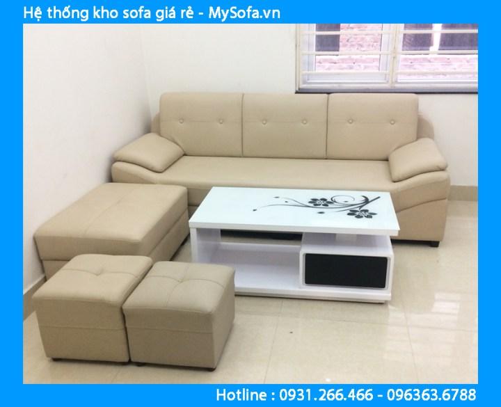 Mua sofa đẹp giá rẻ tại Hà Nội
