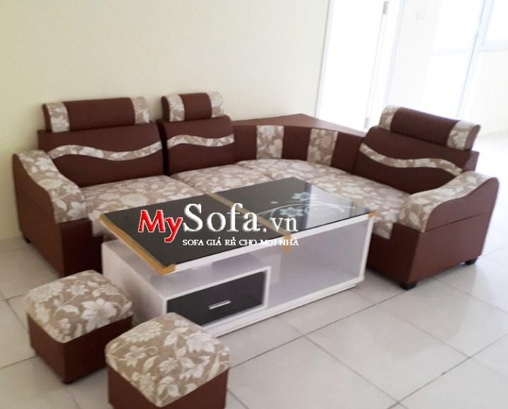 Sofa giá rẻ dưới 3 triệu kích thước nhỏ mini