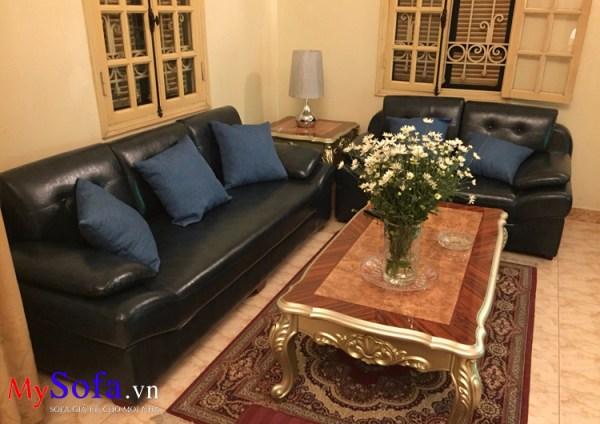 Mẫu Sofa văng hiện đại AmiA SFV099B
