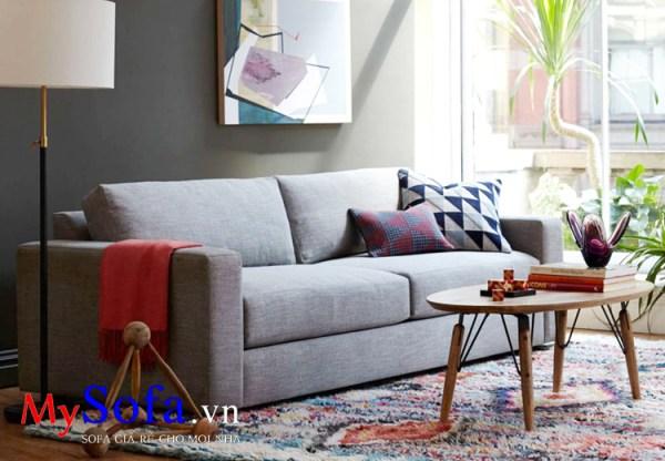 Văng Sofa nỉ giá rẻ AmiA SFV055
