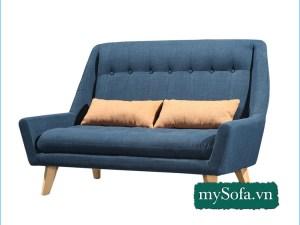 mẫu ghế sofa tựa lưng cao MyS-18616