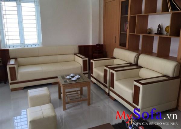 ghế Sofa góc bộ sang trọng AmiA SFD085
