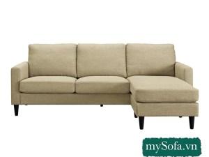 Mẫu ghế sofa phòng khách dạng góc