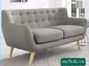 Mẫu sofa đẹp phòng khách nhỏ MyS-18201
