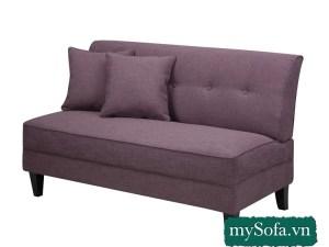 Mẫu sofa kê phòng khách nhỏ mini