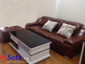 MySofa.vn bán mẫu Sofa văng đẹp giá rẻ AmiA SFD100A cho phòng khách nhỏ