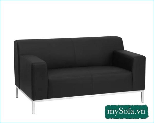 Mẫu sofa văng đẹp đơn giản MyS-18205 văng hiện đại