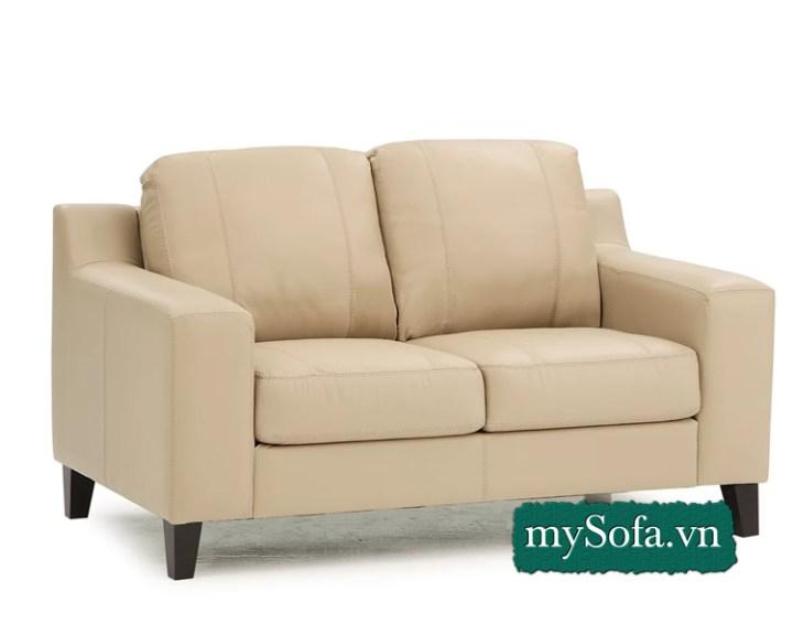 Mẫu ghế sofa đẹp kê phòng ngủ hiện đại