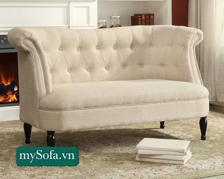 Mẫu ghế sofa tân cổ điển