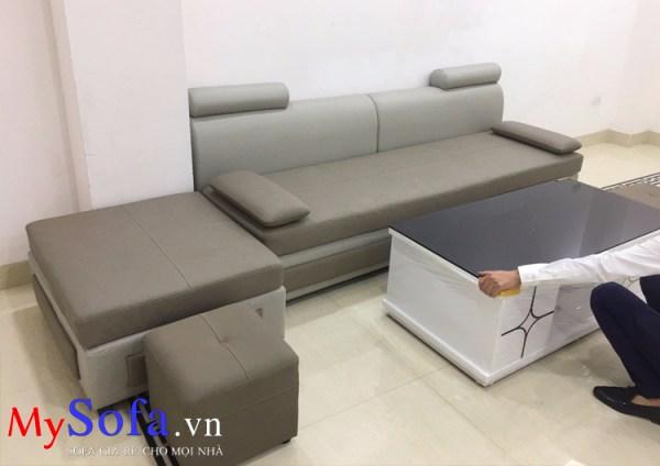 Sofa văng giá rẻ hiện đại AmiA SFD185