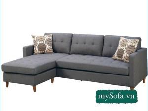 Bàn ghế sofa phòng khách giá rẻ MyS-18697
