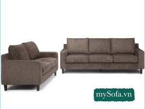 bộ ghế sô pha phòng khách đẹp hiện đại MyS-19545