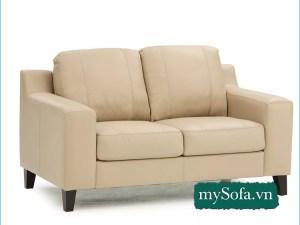 mẫu ghế sô pha đẹp kích thước nhỏ gọn mini MyS-19553