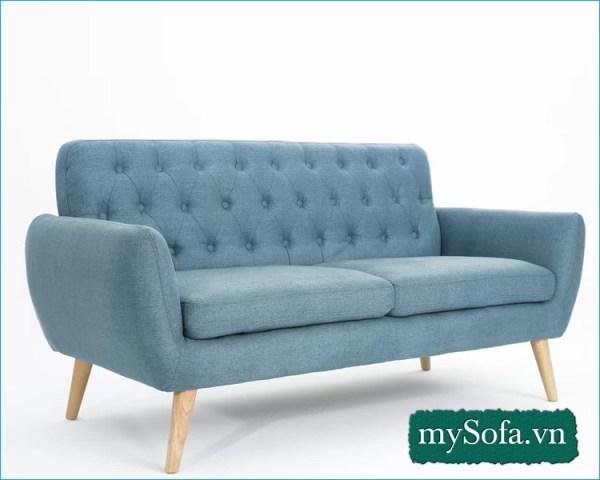 Ghế sofa đẹp cho nữ giới hiện đại trẻ trung