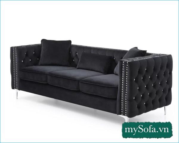 mẫu ghế sofa đẹp thiết kế sang trọng MyS-19344