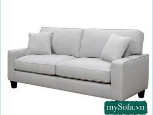 mẫu ghế sofa văng 2 chỗ ngồi đẹp MyS-19087